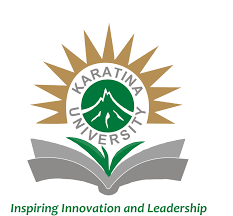 Karatina University Courses online application and requirements