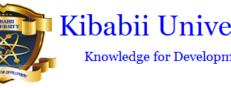 Kibabii University Courses and requirements