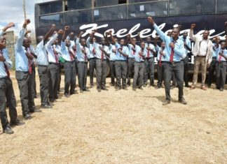 County Mixed Schools in Kenya; School KNEC Code, Name, County Location and other details
