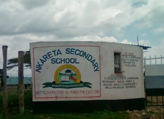 County Secondary Schools in Narok County; School KNEC Code, Type, Cluster, and Category