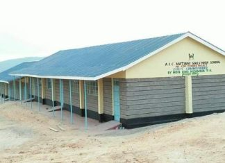 Sub County Secondary Schools in Makueni County; School KNEC Code, Type, Cluster, and Category