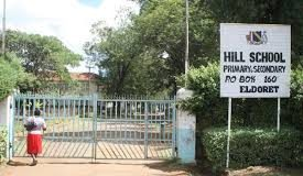 Hill School Extra County Secondary School in Uasin Gishu County; School KNEC Code, Type, Cluster, and Category