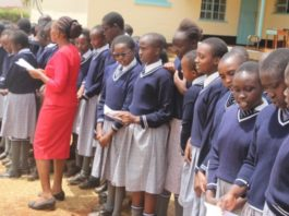 Primary schools in Nandi County; School name, Sub County location, number of Learners