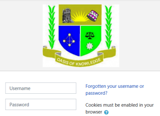 How to Log in to Jaramogi Oginga Odinga University of Science and Technology Students Portal online, for Registration, E-Learning, Hostel Booking, Fees, Courses and Exam Results