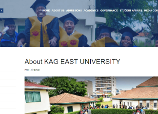 How to Log in to Kenya Assemblies of God, KAG, East Africa University Students Portal online, for Registration, E-Learning, Hostel Booking, Fees, Courses and Exam Results