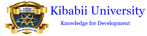 Kibabii University, Website, student portals, fees, application requirements and procedure
