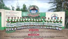 Lake Naivasha Girls Extra County Secondary School in Nakuru County; School KNEC Code, Type, Cluster, and Category