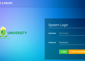 How to Log in to Lukenya University Students Portal online, for Registration, E-Learning, Hostel Booking, Fees, Courses and Exam Results