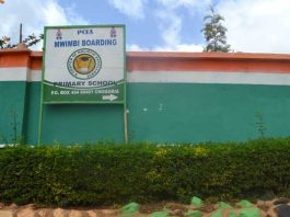 Primary schools in Tharaka Nithi County; School name, Sub County location, number of Learners
