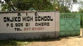 Onjiko High Extra County Secondary School in Kisumu County; School KNEC Code, Type, Cluster, and Category