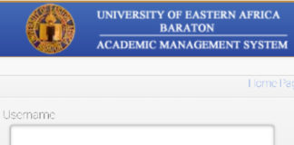 How to Log in to Baraton University Students Portal, http://registration.ueab.ac.ke/a_students, for Registration, E-Learning, Hostel Booking, Fees, Courses and Exam Results