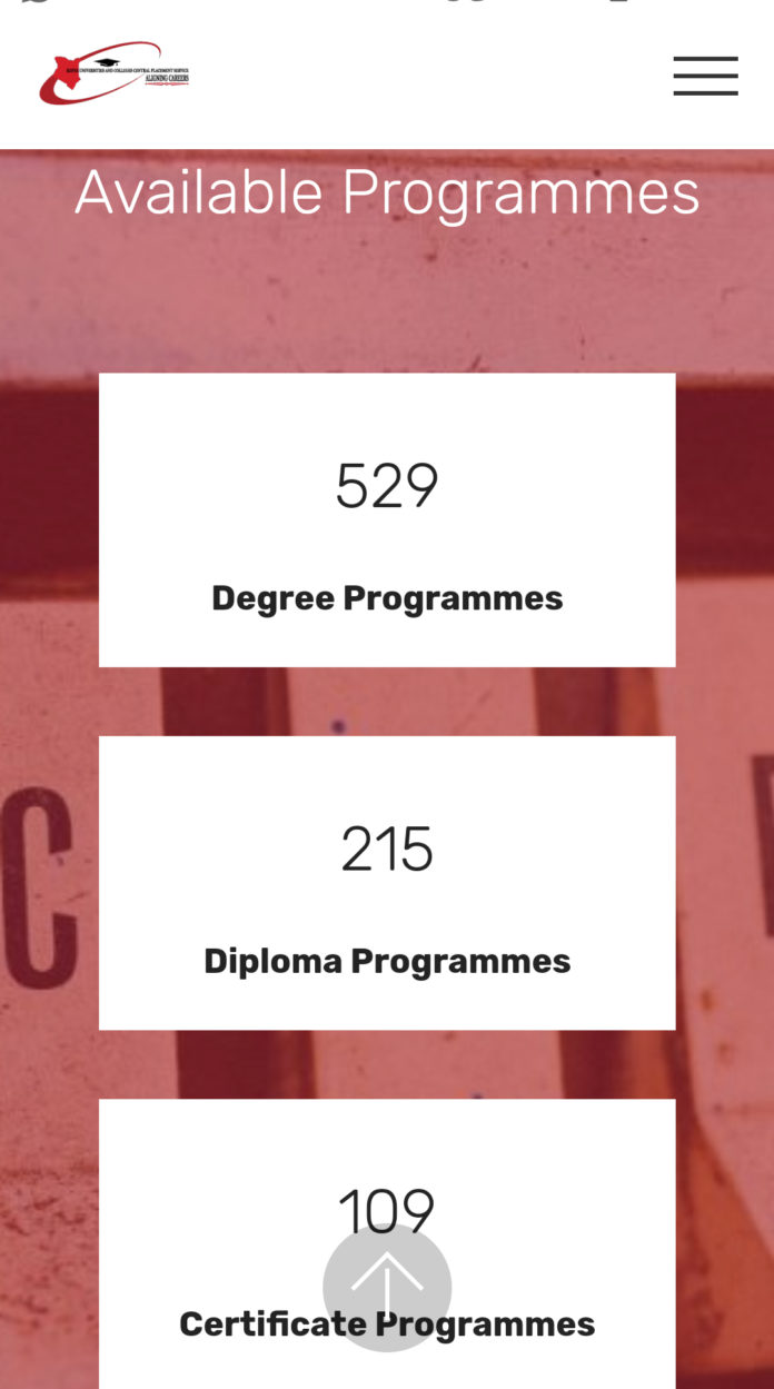 KUCCPS releases the 2020 Universities Degree choices, Program course codes and cutoff points