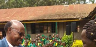 Primary schools in Kirinyaga County; School name, Sub County location, number of Learners