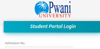 How to Log in to Pwani University Students Portal, for Registration, E-Learning, Hostel Booking, Fees, Courses and Exam Results