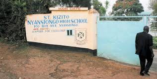 St Kizito Nyansiongo Boys High Extra County Secondary School in Nyamira County; School KNEC Code, Type, Cluster, and Category