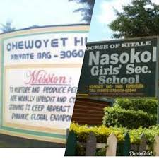 County Secondary Schools in West Pokot County; School KNEC Code, Type, Cluster, and Category