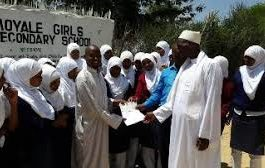 Sub County Secondary Schools in Marsabit County; School KNEC Code, Type, Cluster, and Category