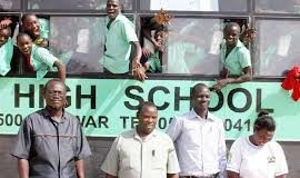 Sub County Secondary Schools in Turkana County; School KNEC Code, Type, Cluster, and Category