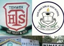Sub County Secondary Schools in Bomet County; School KNEC Code, Type, Cluster, and Category