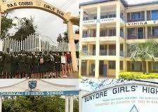 Sub County Secondary Schools in Vihiga County; School KNEC Code, Type, Cluster, and Category.