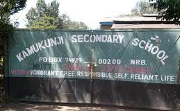 County Secondary Schools in Nairobi County; School KNEC Code, Type, Cluster, and Category