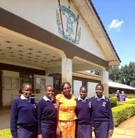 Sub County Secondary Schools in Uasin Gishu County; School KNEC Code, Type, Cluster, and Category