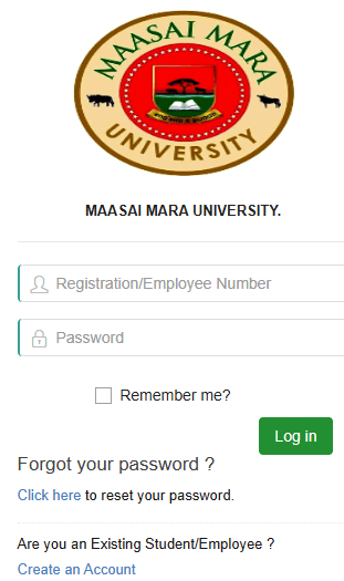 How to Log in to Maasai Mara University Students Portal online, for Registration, E-Learning, Hostel Booking, Fees, Courses and Exam Results