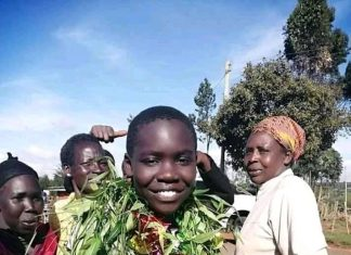 June Jeptoo Koech from Sang'alo Primary scored 439 marks to also emerge the top candidate in Nandi County in the 2019 KCPE exams.