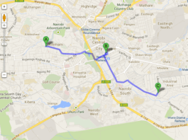 KNEC offices physical locations in Nairobi