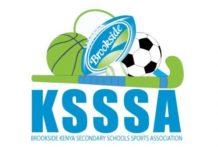 KSSSA (Kenya Secondary Schools Sports Association). This is the body that runs all secondary schools' sports in Kenya.
