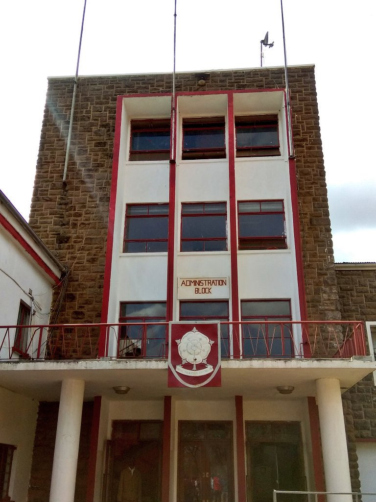 Lenana School: Student Life and Times at the school/ Pictorial View.