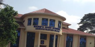 Mang'u High School; KCSE Performance, Location, History, Fees, Contacts, Portal Login, Postal Address, KNEC Code, Photos and Admissions