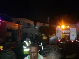 Video: Mombasa Hospital Fire
