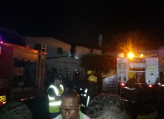 Video: Mombasa Hospital Fire