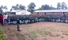 Sambu Central Primary School from Bungoma that produced the top candidate in the 2019 KCPE exams in the County.