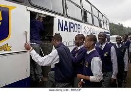 NAIROBI SCHOOL; Life and Times