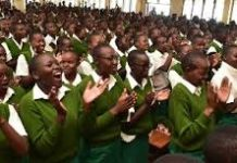 Students' life and times at Moi Tea Girls High Secondary School, Kericho.