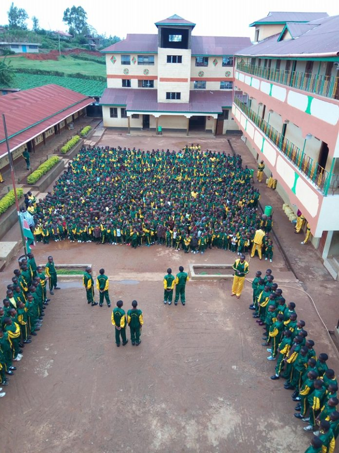 Elsa Preparatory that produced the top 2019 KCPE candidate in Kisii County; Griffin Arama Matundura