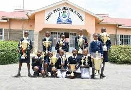 High Peak Academy that produced one of the best candidates in the 2019 KCPE exams in Nakuru County