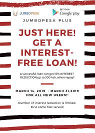 The JumboPesa plus loans App; How to download the app and get fast, cheap loans