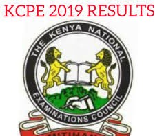 KCPE 2019 Exams Ranking; top and best Candidates, schools in Murang'a County