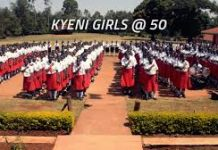 Kyeni Girls High School: Student life and times at the school in images.