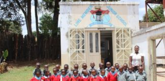 Line Member Academy that produced the best 2019 KCPE candidate in Trans Nzoia County