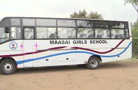 Maasai High School: Student Life and Times at the school in pictures.