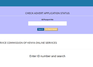 Processing status of 2019 adverts for TSC internship, redeployment and promotions vacancies; How to check status of tsc posts for which you applied, online