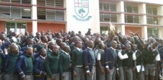 Maseno School.