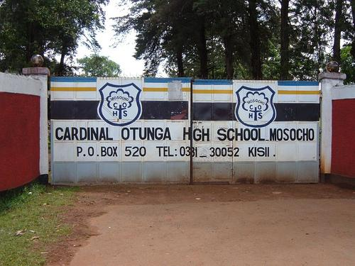 Cardinal Otunga High School, Mosocho, KCSE results analysis