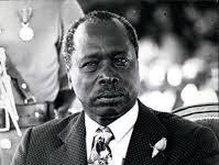 Former Second President of the Republic of Kenya, H.E Daniel Moi. Moi day has now been renamed Huduma Day.