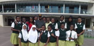 Graceland Girls Senior Secondary School.