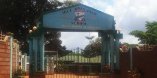 Ikuu Boys High School KCSE results and ranking of schools in Meru South Subcounty